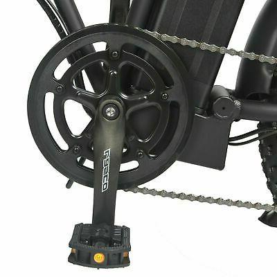 Folding E Bike Ebike LCD