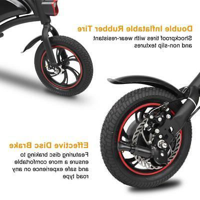 New 12'' Bike E-bike Cycling