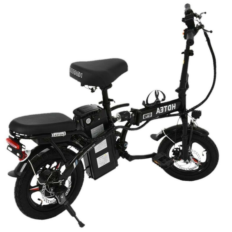 Folding Electric Bike Adults And