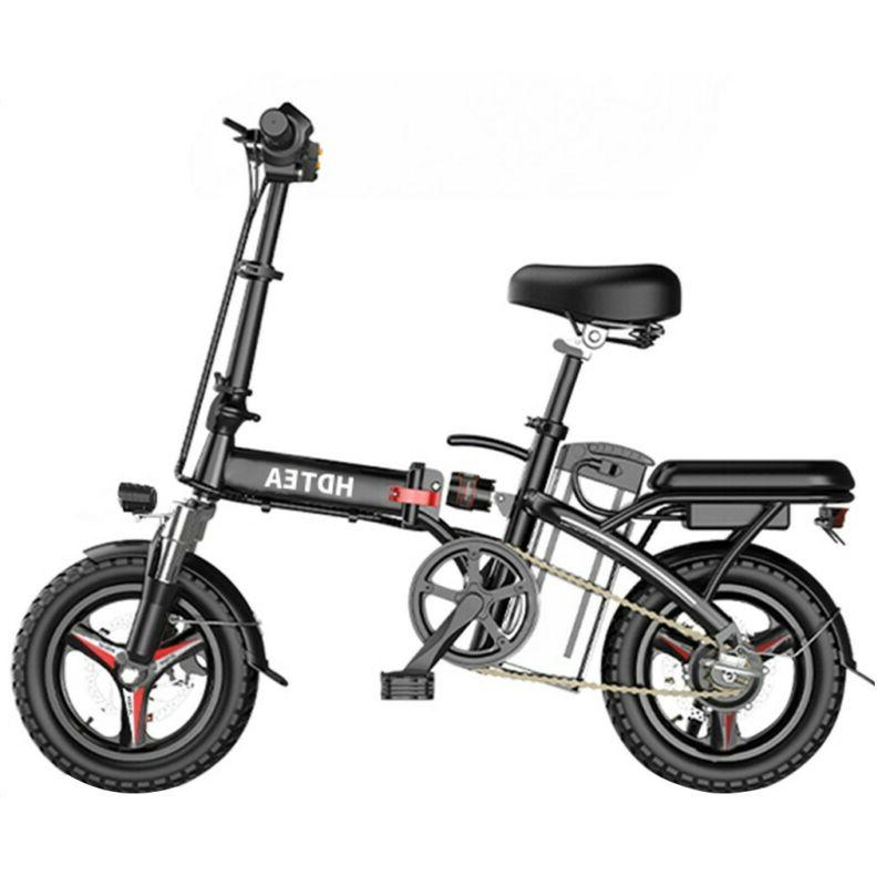 Folding Electric Electric Bike Suitable Adults And Teenagers