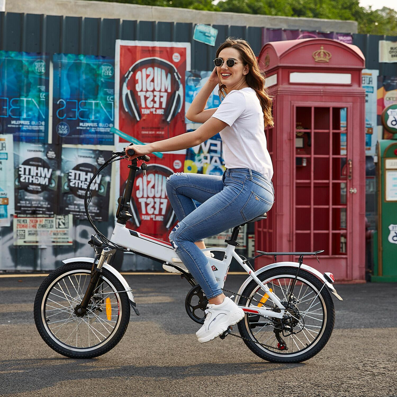 Folding Electric Bike Ebike 20 +36V 8Ah