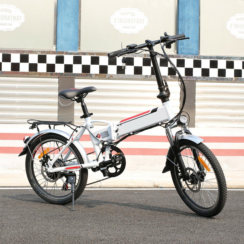 Folding Bike Ebike 20 +36V Battery~