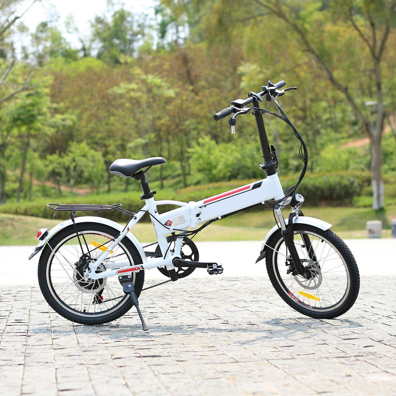 Folding Bike Ebike 20 Electric +36V