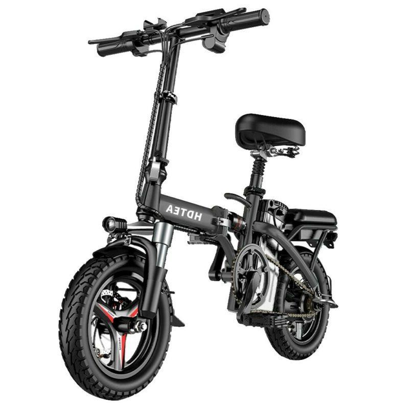 folding electric bike 48v 14inch electric bike