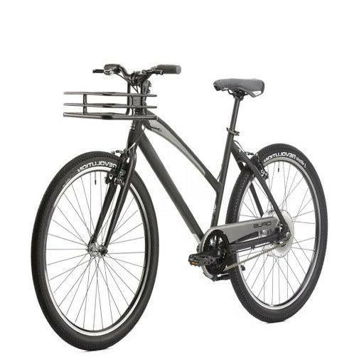 OPUS Grid E-Bike Step Thru Hybrid Bike - BLACK - Reg. $2000