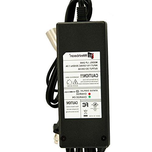 iMeshbean® 24V 4A Invacare Power Battery USA