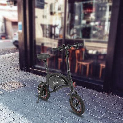 IP65 12'' Bike Folding City 250W Urban