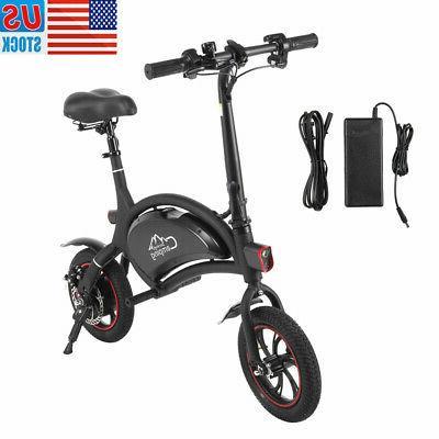ip65 12 electric bike folding cycling e