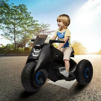 Kids 3 Motorcycle 6V Battery Ride On Tricycle