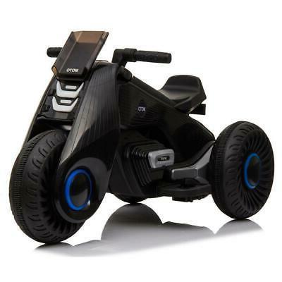 kids 3 wheel electric motorcycle car 6v
