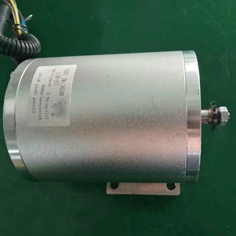 KUNRAY 2000W Electric Brushless Motor 5400RPM