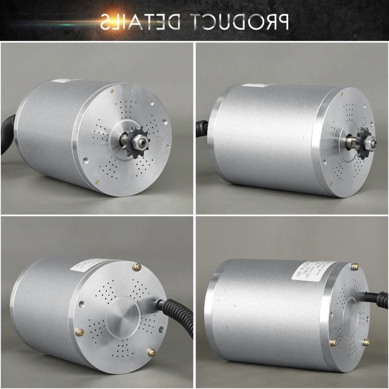 KUNRAY 48V 2000W Electric Motor 5400RPM