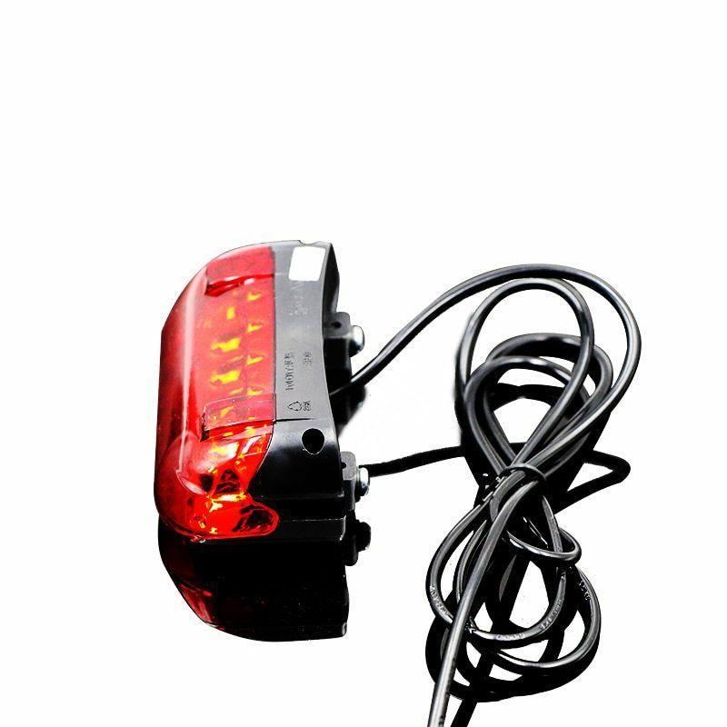 Jueshuai LED light for Electric Bike Accessories flashing