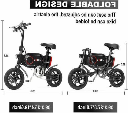 Hiboy Electric Bike Assist, Battery