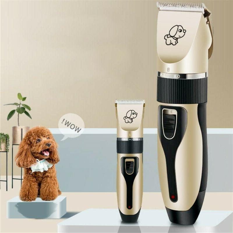 Pet Professional Clippers Kit Cat Groomer Set