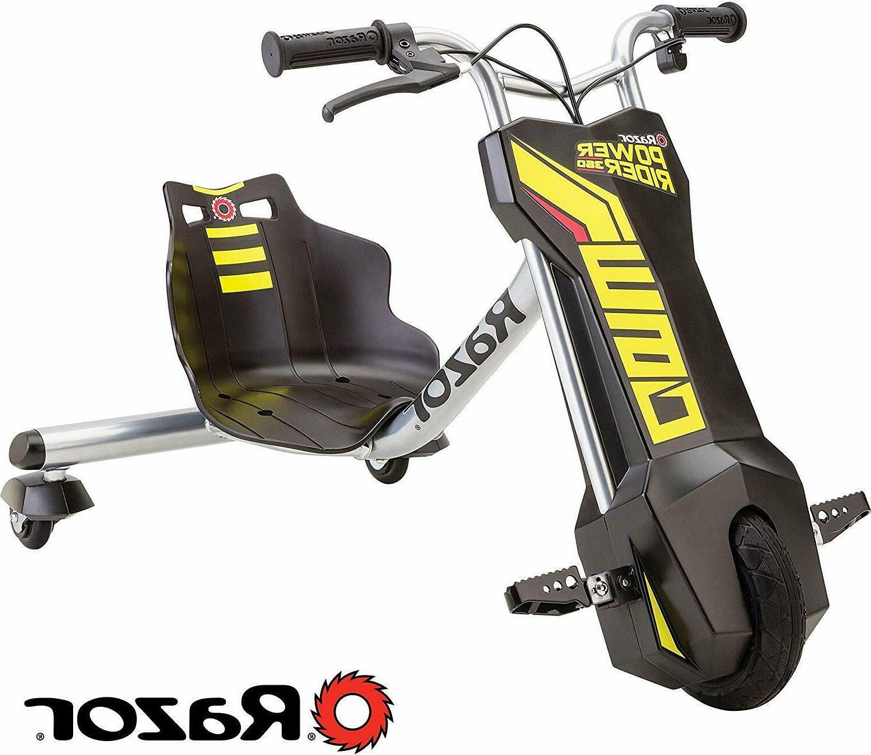 razor electric tricycle bike 360 power rider
