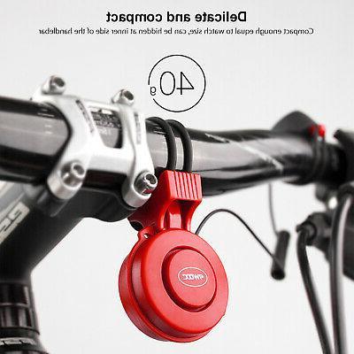 Waterproof Cycling USB Handlebar Bell