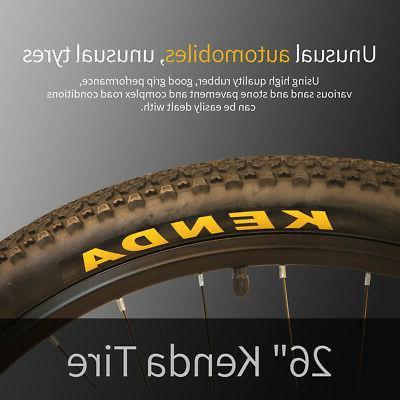 26'' Electric Mountain Cycling