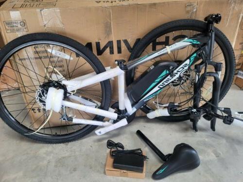 Schwinn Women 700c Sycamore 350 Aluminum E-bike
