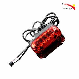 Jueshuai LED 36V tail light for Electric Bike Accessories fl
