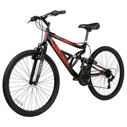 """Men Mountain Bike 26"""" Dual Suspension Shimano Equipped 18-sp"""