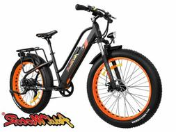 Addmotor MOTAN M-450 Electric Bike Bicycles 500W Fat Tires F