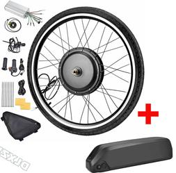 "new* 26"" Electric Bicycle Rear Wheel Ebike Motor Conversion"