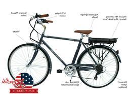New 700C Electric 7 Speed 350W Bicycle hub motor Sensor Sams
