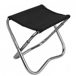 Alomejor Outdoor Folding Chair Heavy Duty Portable Folding C