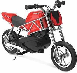 RSF350 Electric Street Bike, Red/Black
