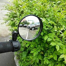 Scooter Mirror For Electric Bike Mirror Replacement Accessor