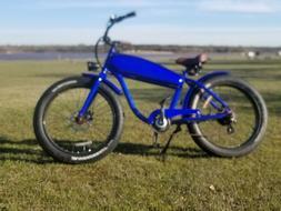Vintage Styled Adult Electric Bicycle