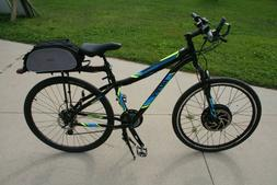Huffy Warhawk electric bike conversion Ebikeling 1000w 48v 2