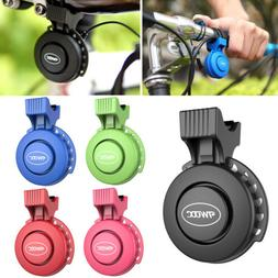 Waterproof MTB Cycling USB Electric Bicycle Horn Bike Handle